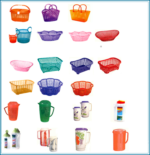 Plastic Houseware Products Crates Manufacturer of Plastic